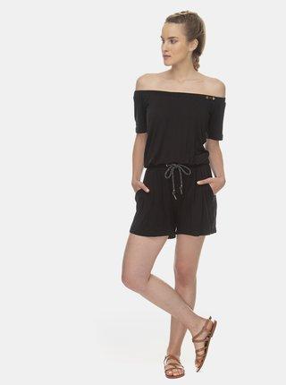 Čierny krátky overal Ragwear