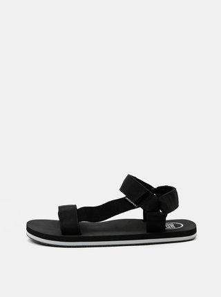 Černé pánské sandály Jack & Jones Ray