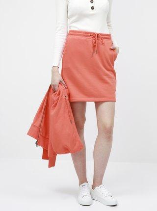 Oranžová basic sukně ZOOT Baseline Mariola