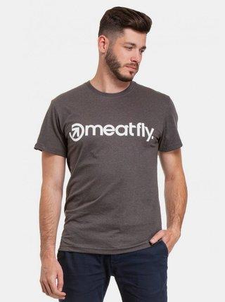 Tricouri pentru barbati MEATFLY - gri inchis