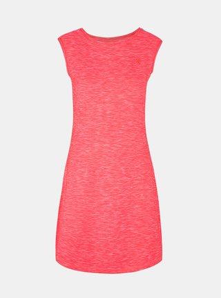 Ružové žíhané šaty LOAP Mamba