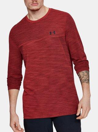 Červené pánské tričko Vanish Under Armour