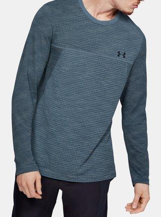 Modré pánské tričko Vanish Under Armour