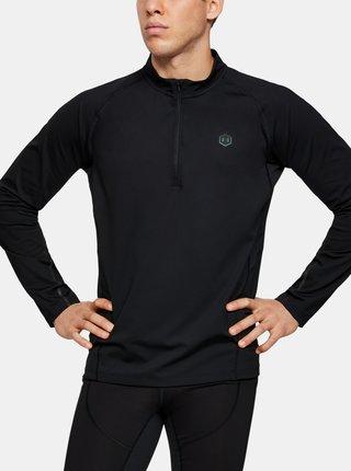 Černé pánské tričko Rush Under Armour