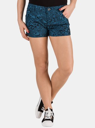 Pantaloni si pantaloni scurti  pentru femei SAM 73 - albastru