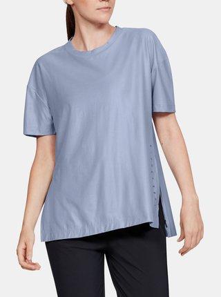 Modré dámské tričko Unstoppable Under Armour