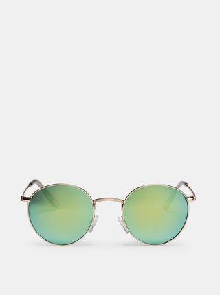 Sluneční brýle ve zlaté barvě CHPO Liam