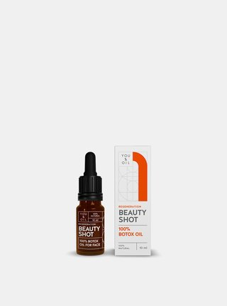 Pleťové sérum Beauty Shot 100% Botox oil 10 ml You & Oil