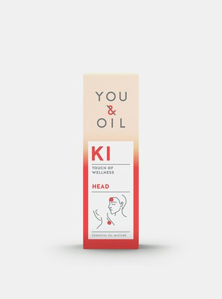 Směs esenciálních olejů Bolest hlavy 5 ml You & Oil