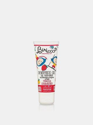 Přírodní zubní pasta pro děti s příchutí jahody 75 ml Officina Naturae