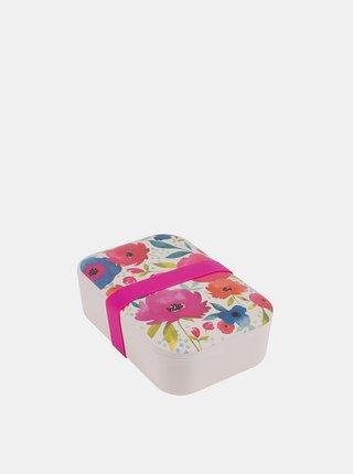 Bambusový svačinový box Possy Portobello By Inspire