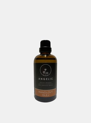 Mandlový olej 100 ml Angelic
