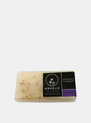 Mýdlo s výtažky z levandule 200 g Angelic