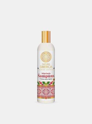 Zpevňující šampon Loves Latvia 400 ml Natura Siberica
