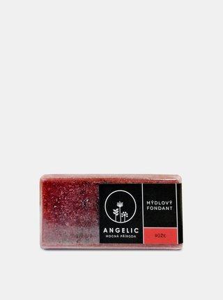Mýdlo s výtažky z růže 200 g Angelic