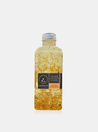 Tělové olejové Cuvée s vůní měsíčku a meduňky 200 ml Angelic