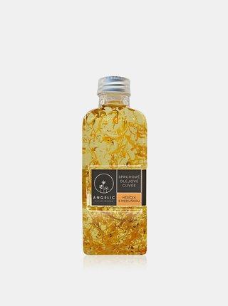 Sprchové olejové Cuvée s vůní měsíčku a meduňky 200 ml Angelic