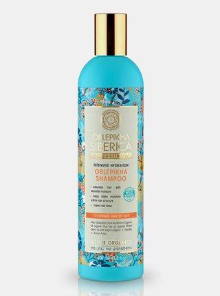 Rakytníkový šampon pro normální a suché vlasy 400 ml Natura Siberica
