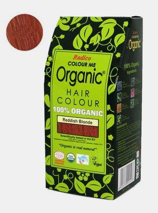 Přírodní barva na vlasy BIO - načervenalá blond 100 g Radico