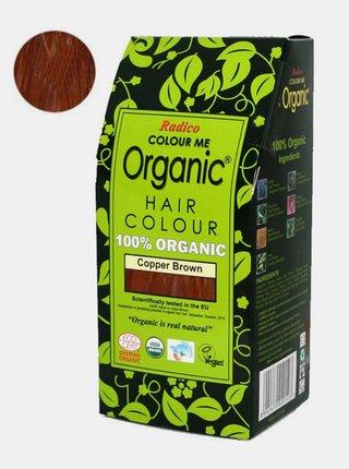 Přírodní barva na vlasy BIO - měděná 100 g Radico