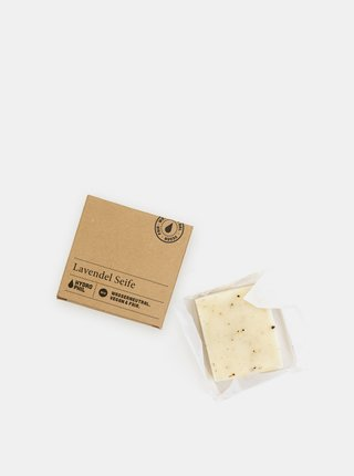 Tuhé mýdlo - levandule 80 g Hydrophil