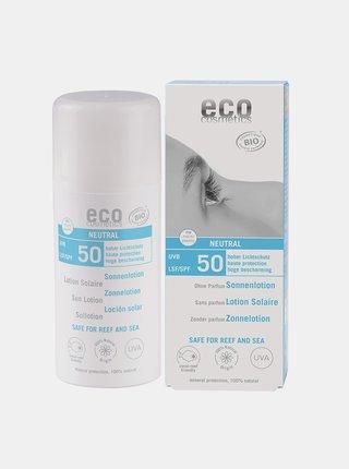 Opalovací krém Neutral bez parfemace SPF 50 BIO 100 ml Eco Cosmetics