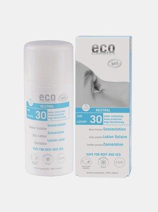 Opalovací krém Neutral bez parfemace SPF 30 BIO 100 ml Eco Cosmetics