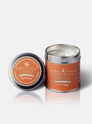 Vonná svíčka v plechovce - květ darjeelingu 200 g The Greatest Candle In The World