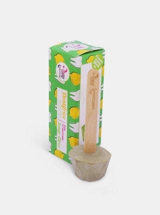 Tuhá zubní pasta - šalvěj a citrón 17 g Lamzuna