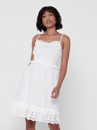 Biele šaty Jacqueline de Yong