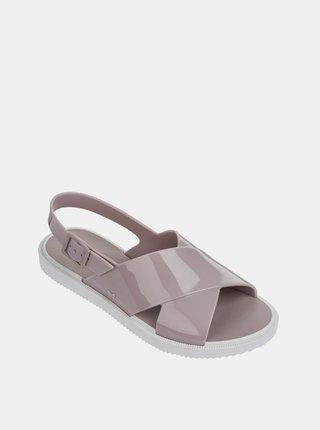 Sandale mov deschis Zaxy Match