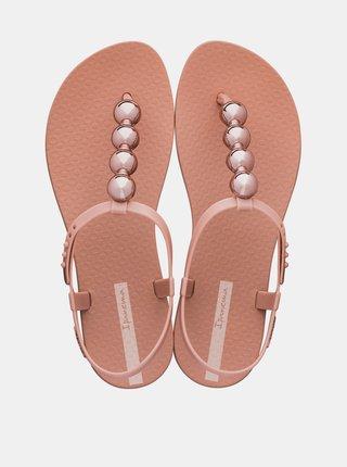 Ružové dámske sandále Ipanema