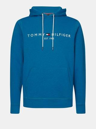 Modrá pánská mikina Tommy Hilfiger