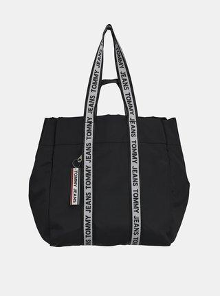 Čierna dámska taška Tommy Hilfiger