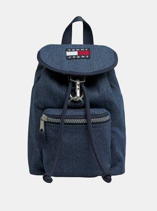 Tmavomodrý batoh Tommy Hilfiger