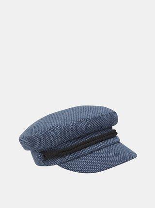 Modrá kapitánska čiapka Tommy Hilfiger