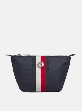 Tmavě modrá dámská toaletní taška Tommy Hilfiger