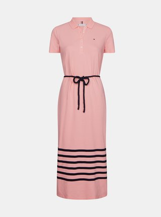 Rochii casual pentru femei Tommy Hilfiger - roz