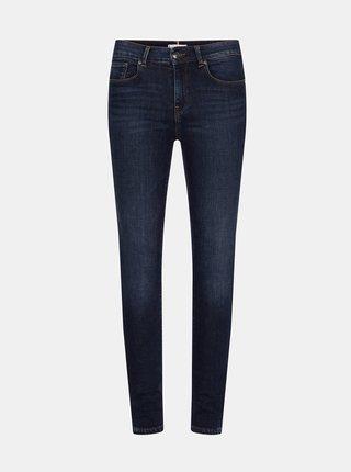 Tmavě modré dámské skinny fit džíny Tommy Hilfiger