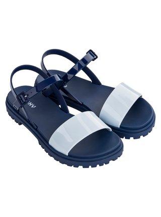 Zaxy modré sandály Zoom Sand Plat Fem Blue