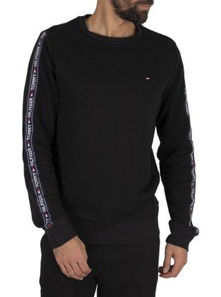 Tommy Hilfiger černá pánská mikina Track Top LS HWK