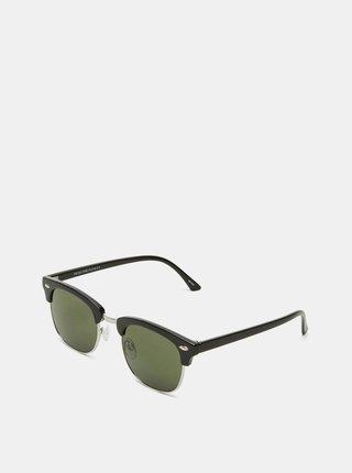 Čierne slnečné okuliare Selected Homme Lyn