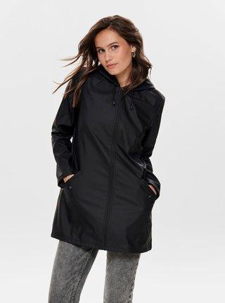 Čierna ľahká vodeodolná bunda Jacqueline de Yong