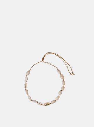Bílý náhrdelník VERO MODA Shelly