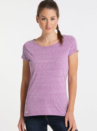 Fialové dámské tričko Ragwear Mint