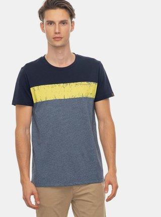 Modré pánské tričko Ragwear Blant