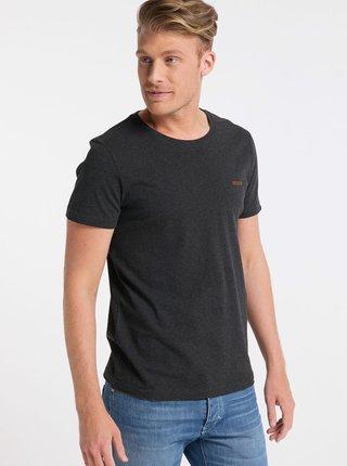 Černé pánské tričko Ragwear Nedie