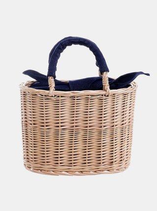 Béžová kabelka Ble