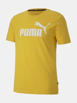 Žluté pánské tričko Puma