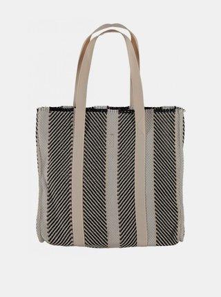 Béžová plážová taška Haily´s Lia
